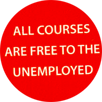 All courses are free to the unemployed