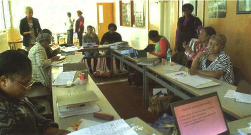 ESOL Classes at DTC