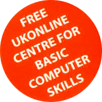 Free UKOnline Centre for basic computer skills