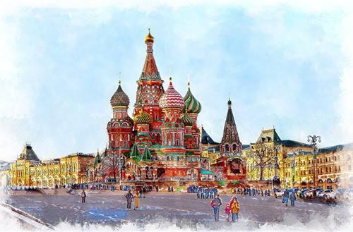 Moscow Adventure